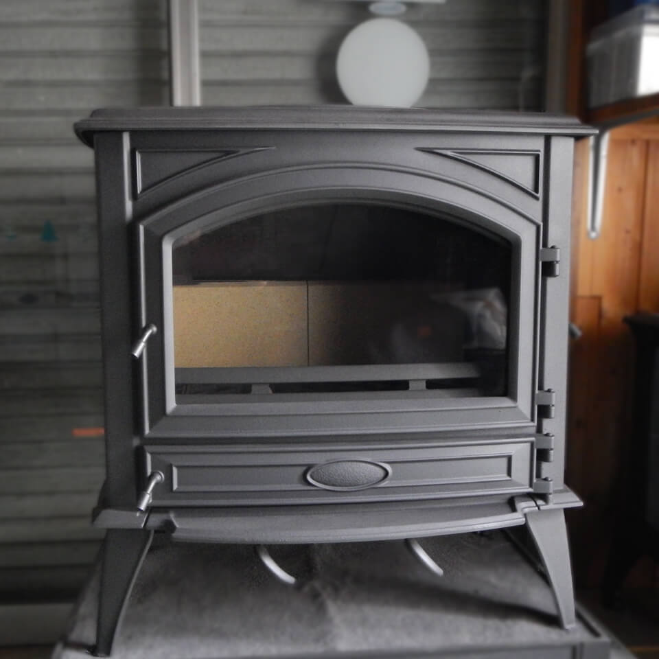 岩手の暖炉 野崎商工